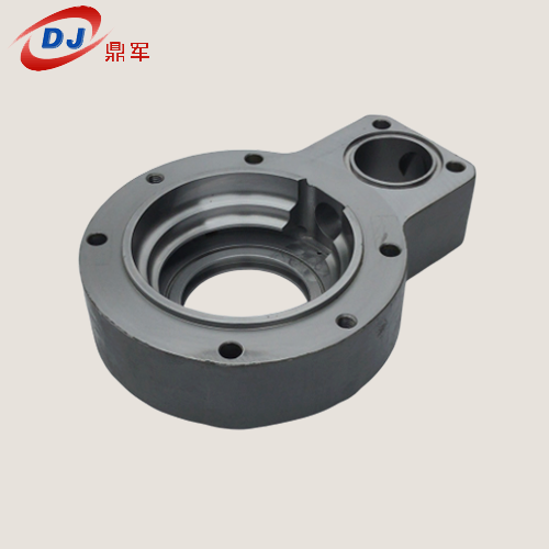 Special shaped bearing cover