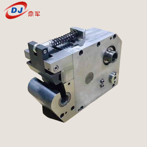 Assembly twist gearbox